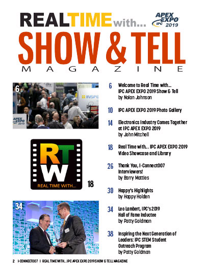 I-Connect007 :: Show & Tell Magazine